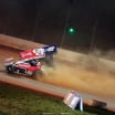 Logan Schuchart and Brad Sweet - The Dirt Track at Charlotte - World of Outlaws 6935
