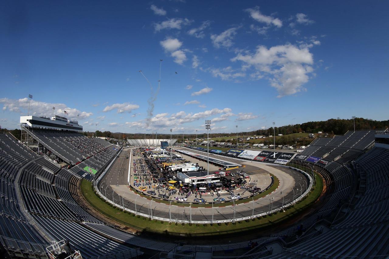 Martinsville Speedway - Virginia