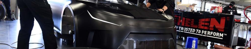 NASCAR Next Gen car to test Darlington Raceway