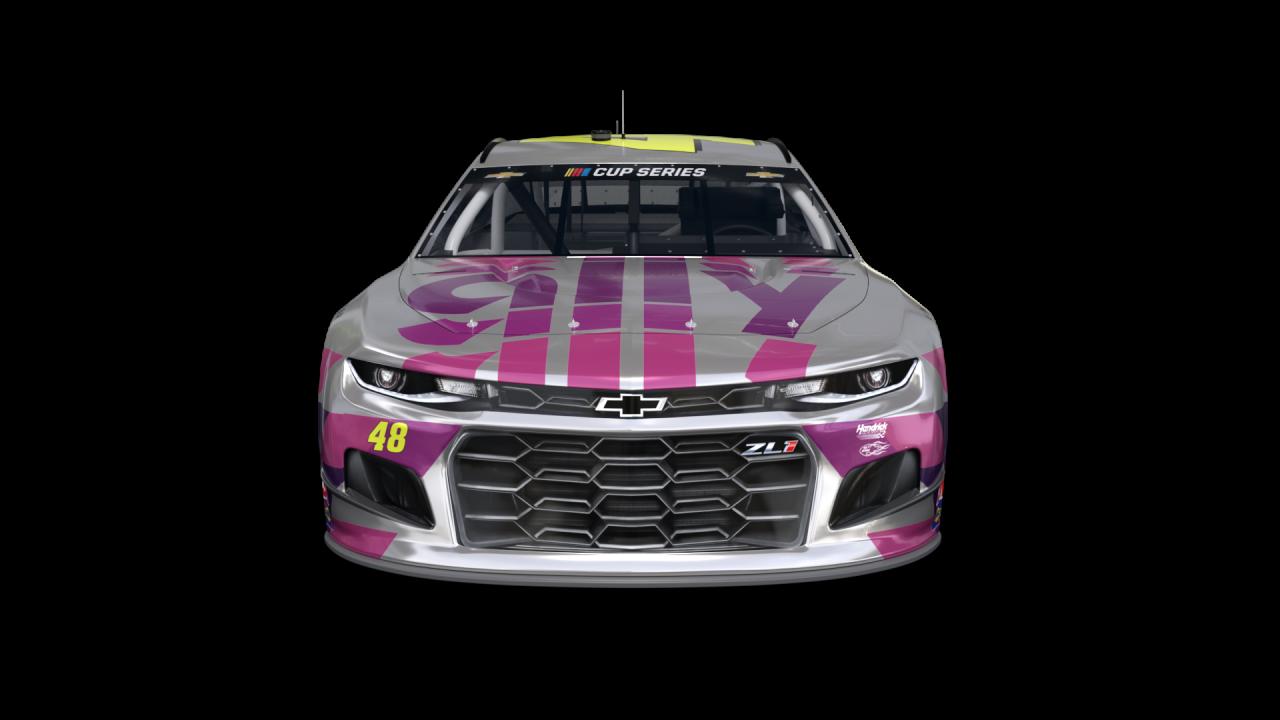 Phoenix Raceway paint scheme - Jimmie Johnson