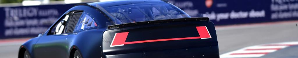 NASCAR Next Gen car has a bug in the steering