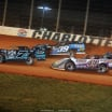 Ricky Weiss, Tim McCreadie, Chris Madden and Brandon Overton - The Dirt Track at Charlotte - World of Outlaws Late Model Series - Last Call 6563