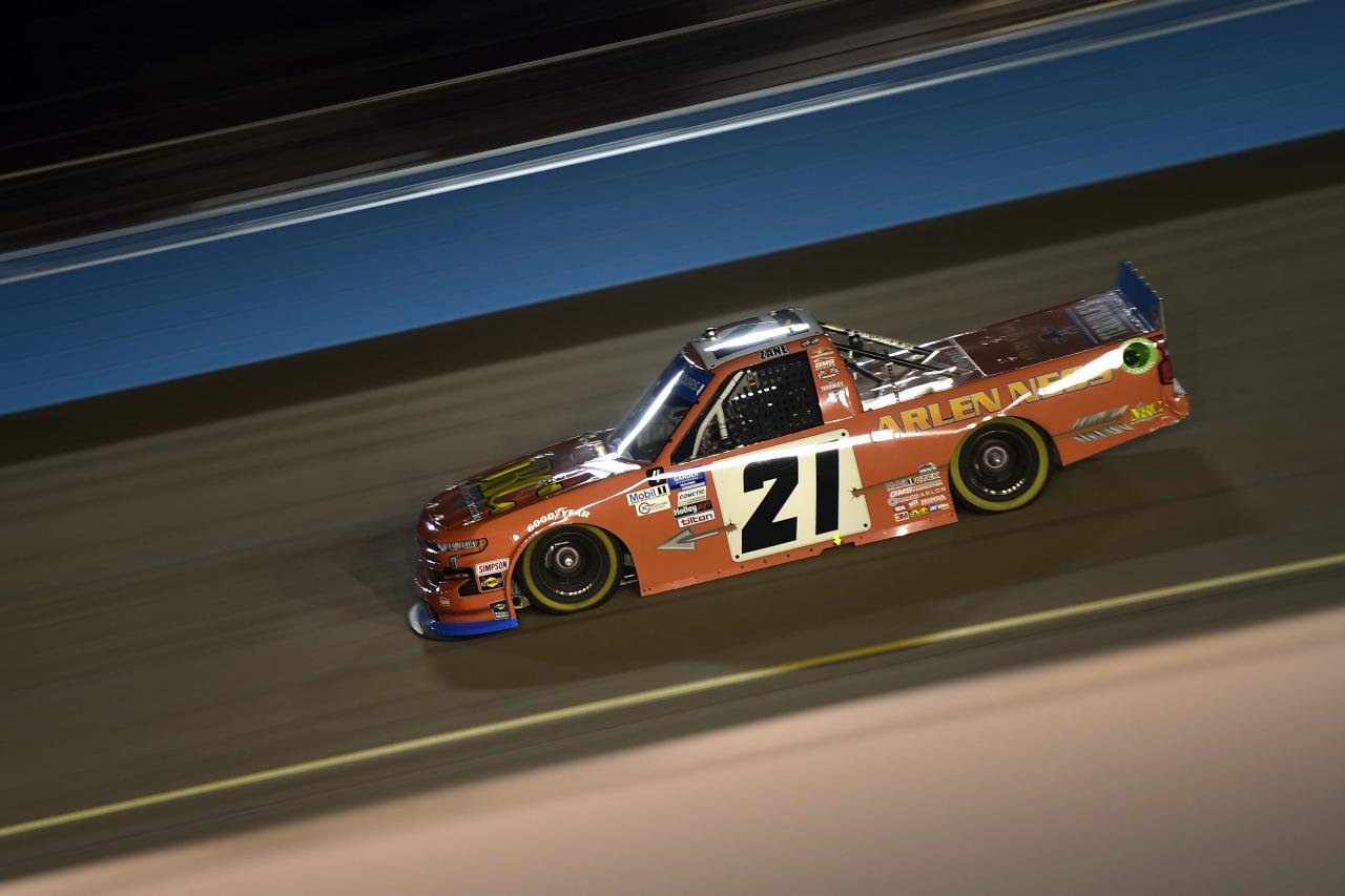 Zane Smith - NASCAR Truck Series - Phoenix Raceway