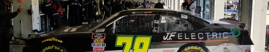 Jesse Little signs with BJ McLeod Motorsports
