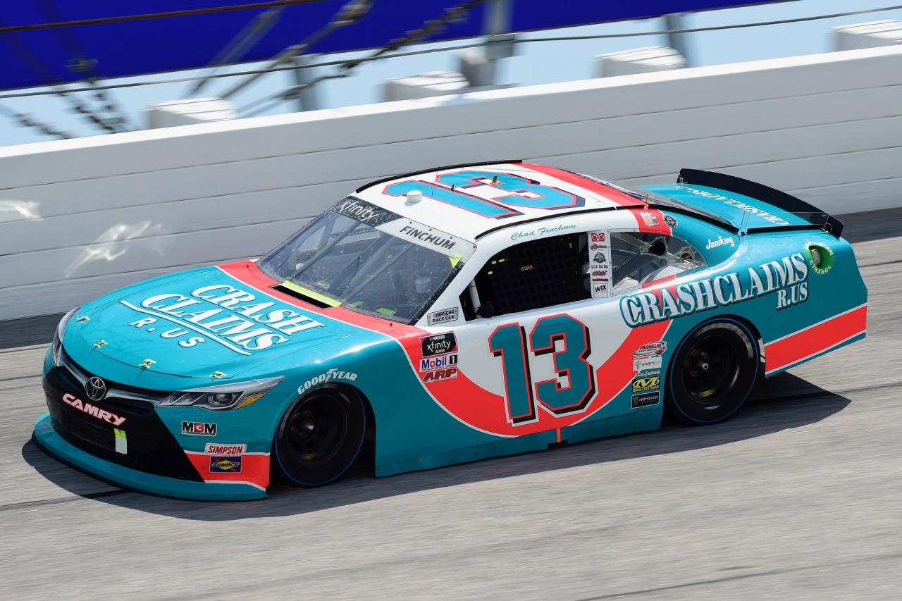 Chad Finchum 2 - NASCAR Xfinity Series - MBM Motorsports