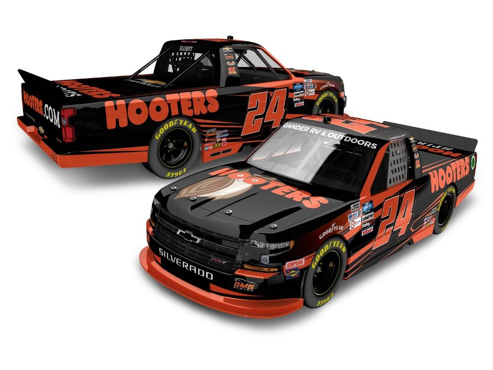 Chase Elliott - Hooters Truck