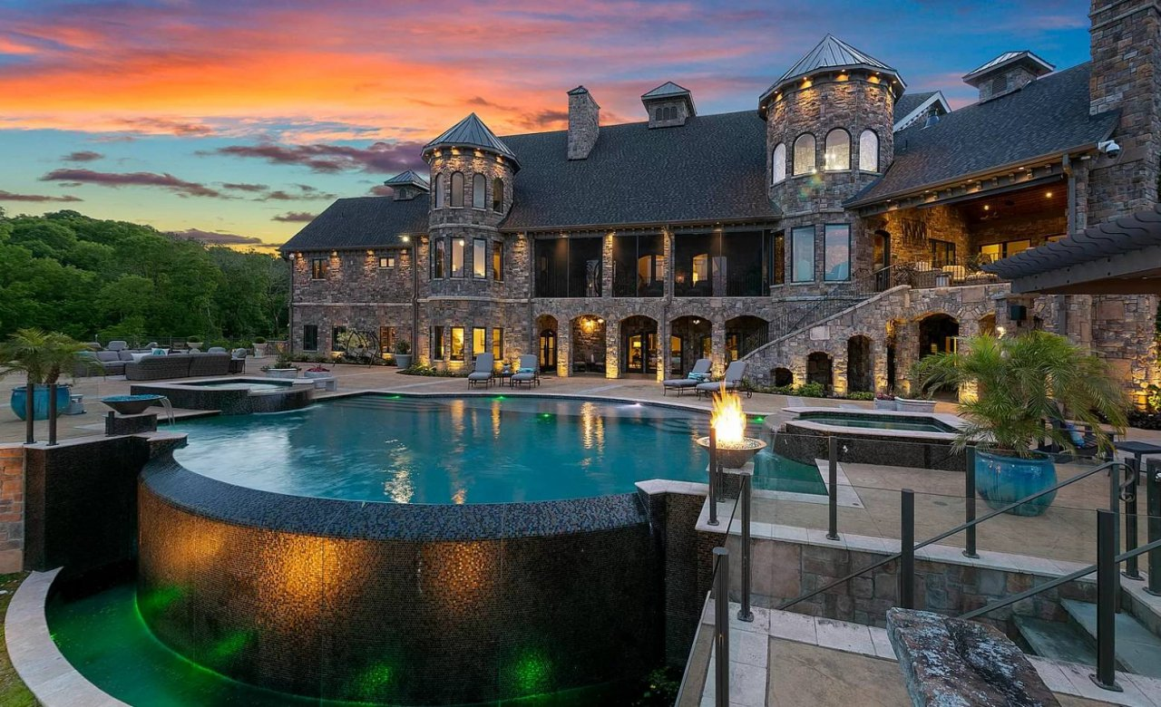 Chattanooga Tennessee mansion for sale
