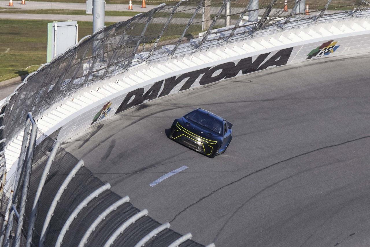 Daytona International Speedway - NASCAR Next Gen Test