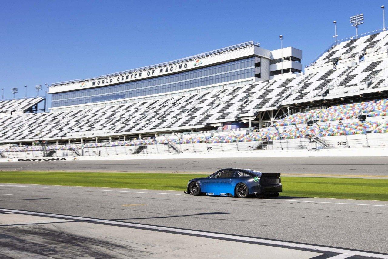 Daytona International Speedway - NASCAR Next Gen Testing