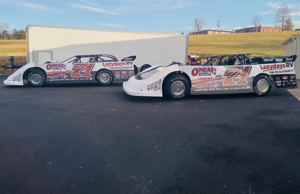 Double Down Motorsports - Hudson O'Neal