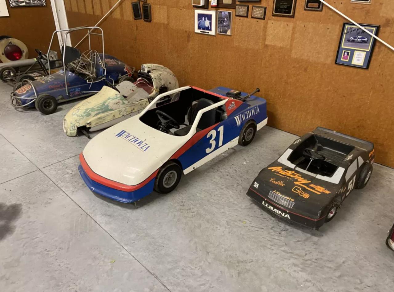 Go Karts - Ken Schrader Racing