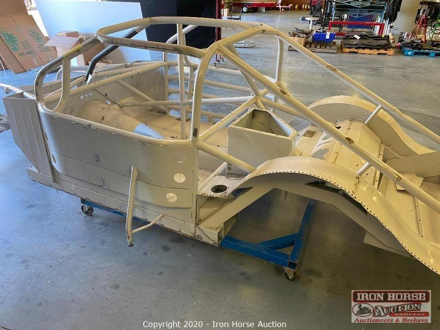 Ken Schrader Racing chassis for sale