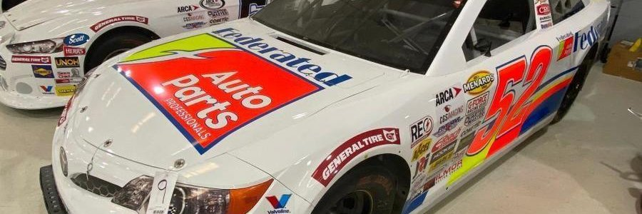 Ken Schrader Racing auction underway with cars, haulers and more