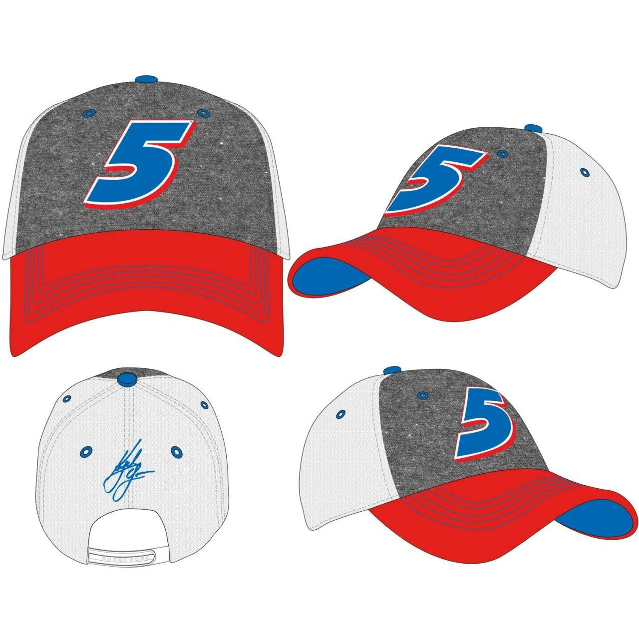 Kyle Larson - Hendrick Motorsports hat