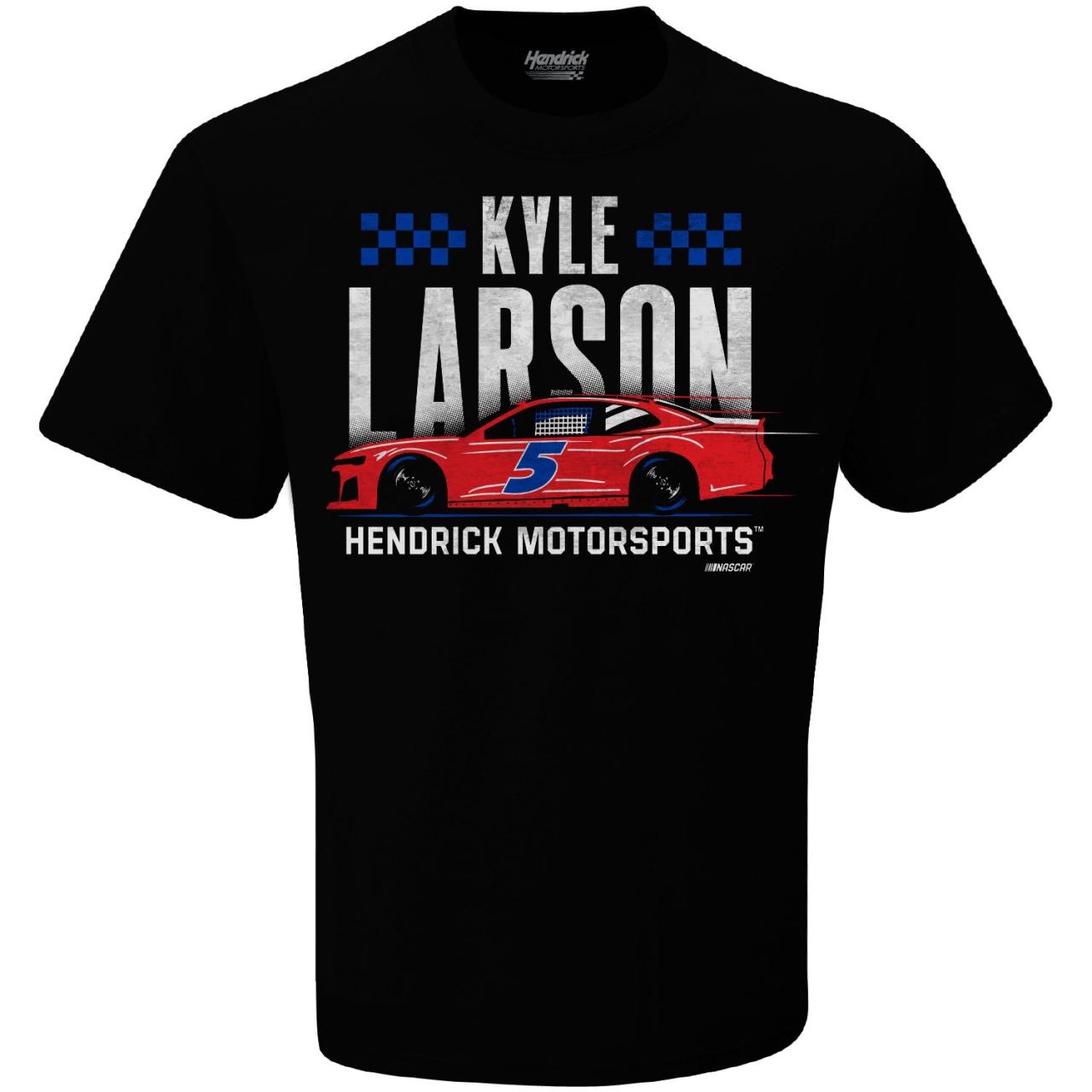 Kyle Larson - Hendrick Motorsports shirt