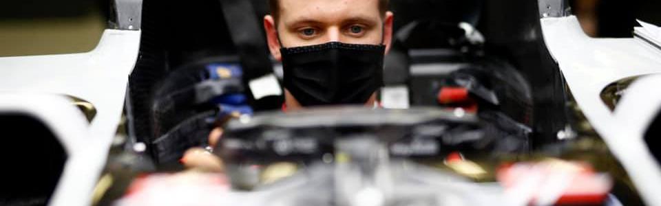 Mick Schumacher joins the Haas F1 Team