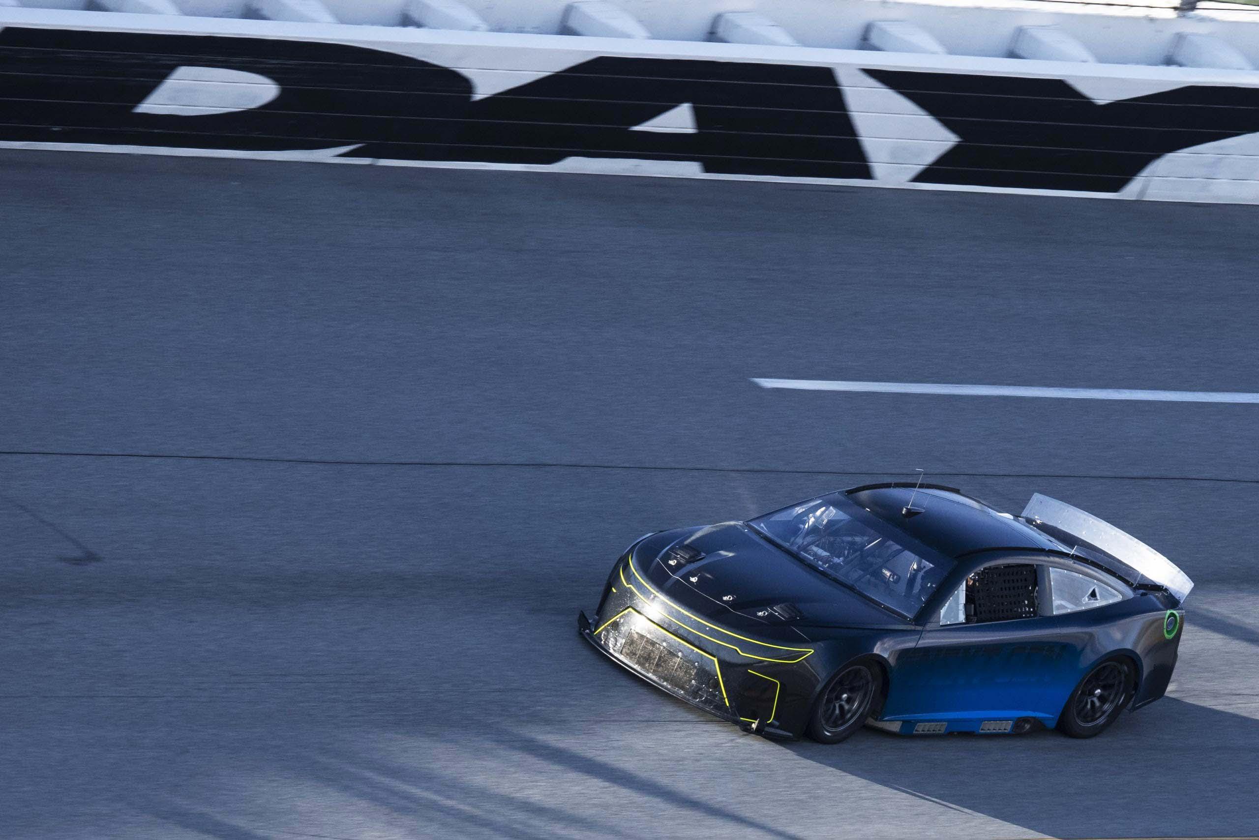 NASCAR Next Gen at Daytona International Speedway