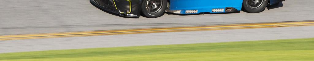 NASCAR Next Gen test concludes at Daytona International Speedway