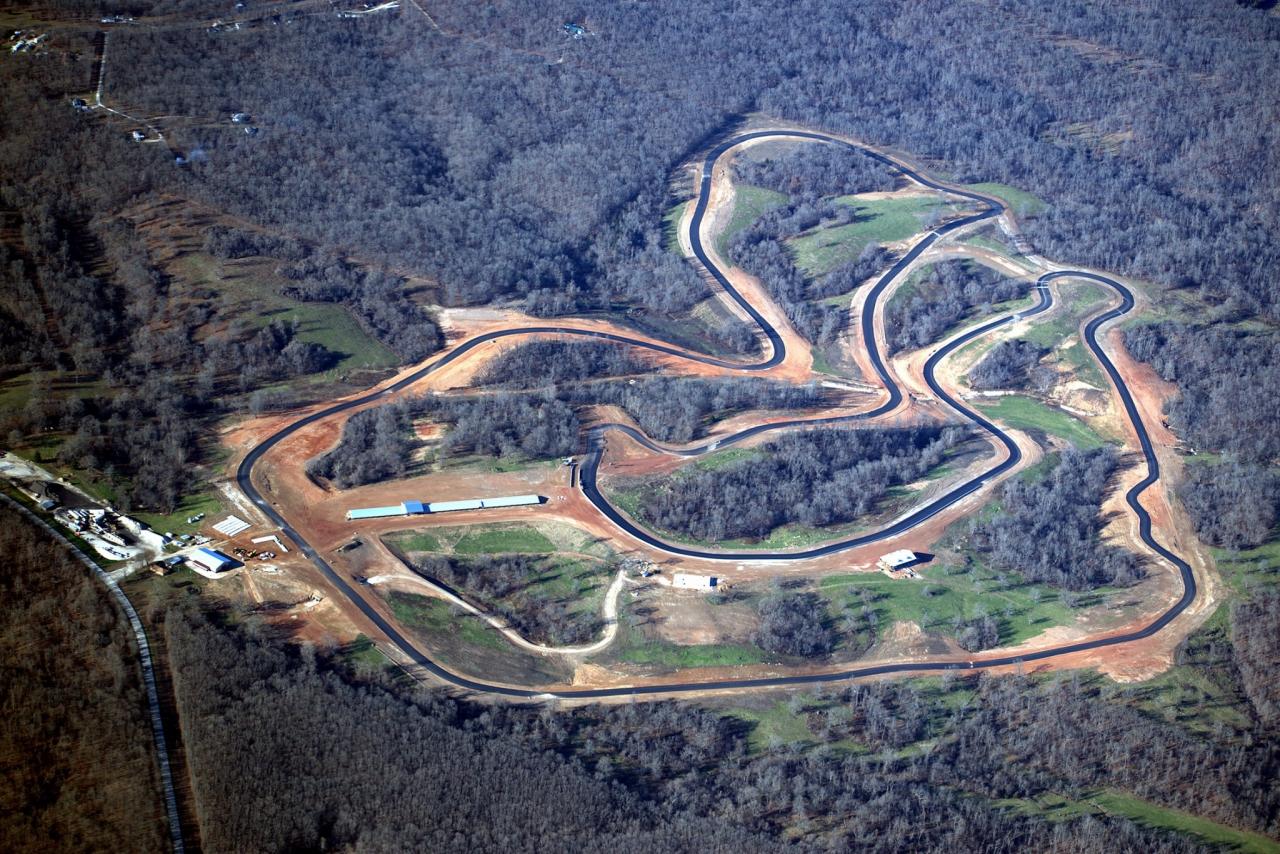 Ozarks International Raceway - Missouri Race Track