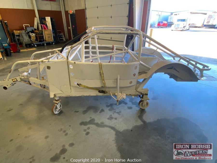 Race car chassis for sale