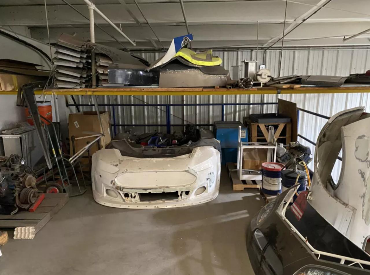Racing Parts - Ken Schrader Racing