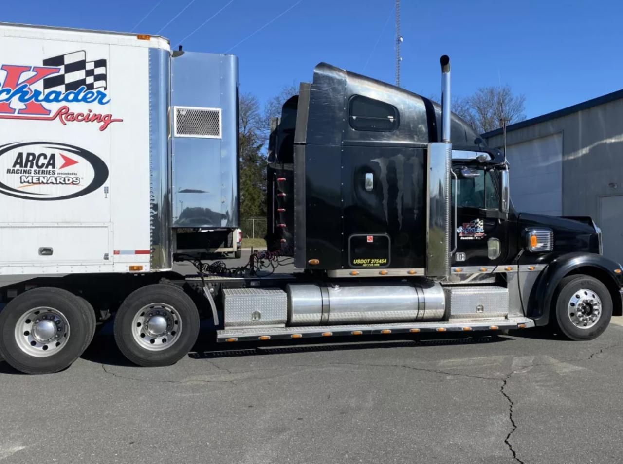 Racing hauler for sale