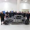 Ray Evernham - SRX Chassis