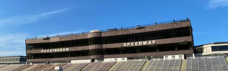 Rockingham Speedway: Cars on track ahead of first race since 2013 (Video)