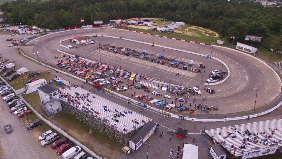 Southside Speedway - Aerial
