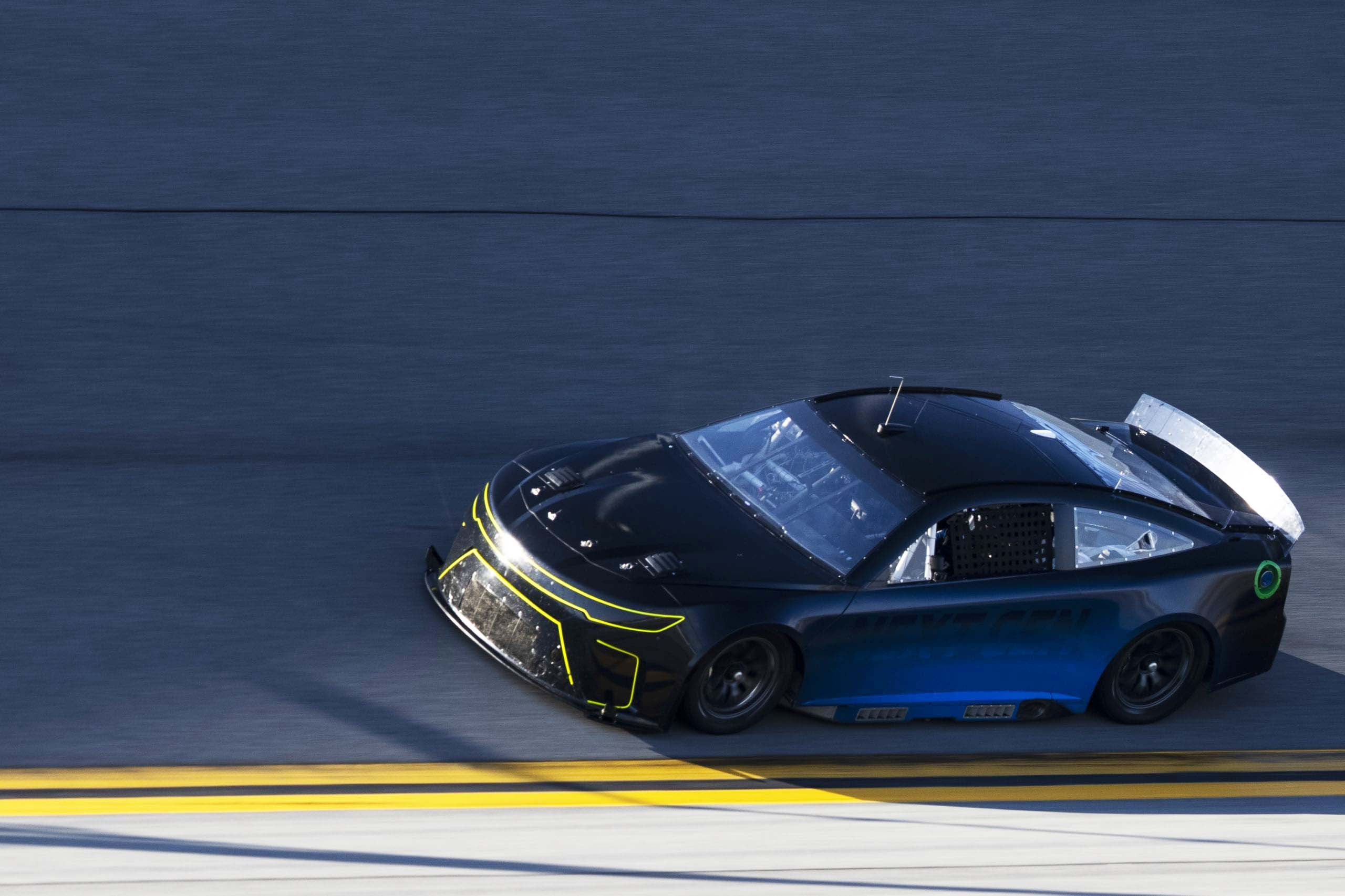 Test at Daytona International Speedway - NASCAR Next Gen