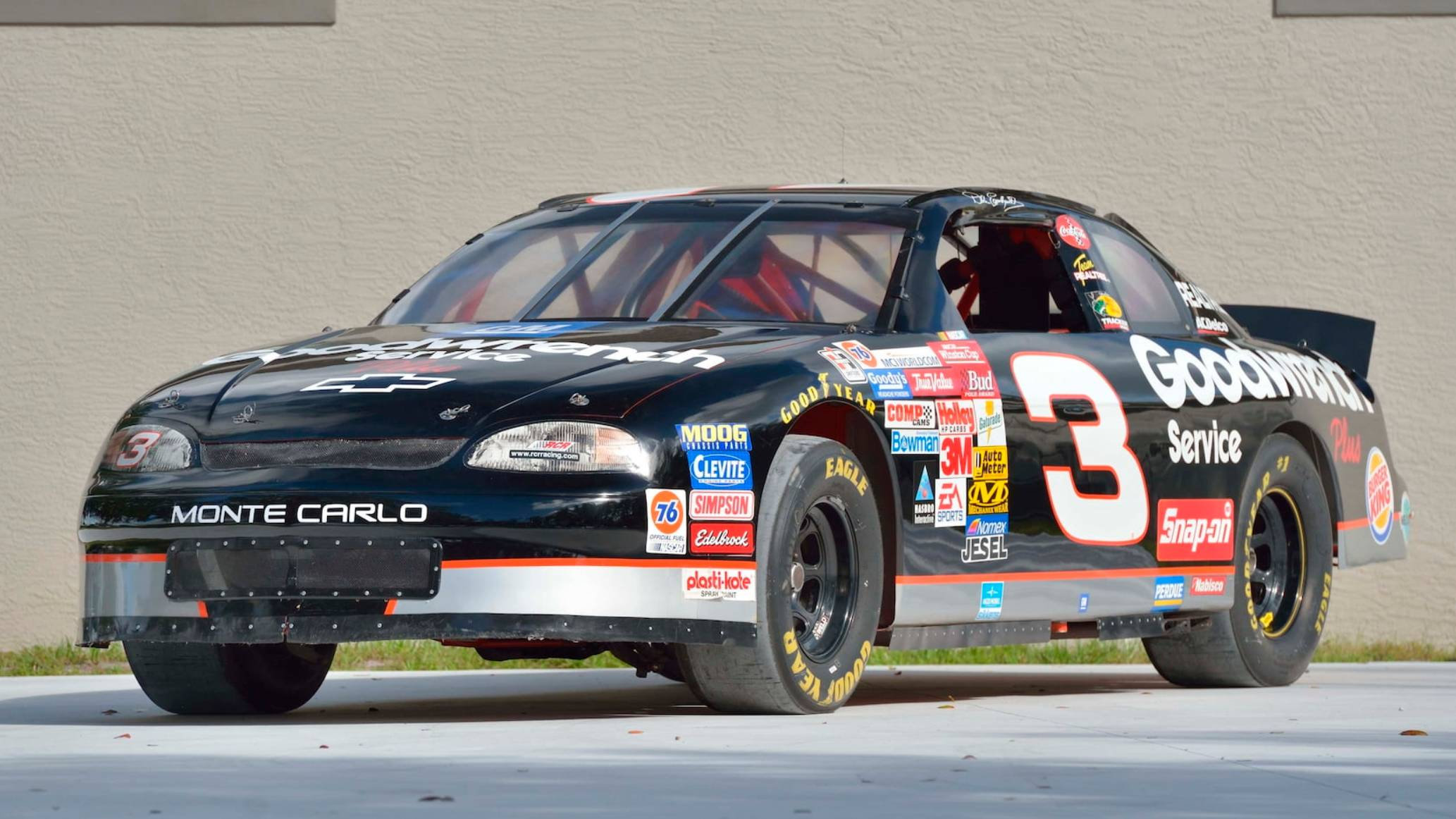 1991 Dale Earnhardt - Richard Childress Racing chassis