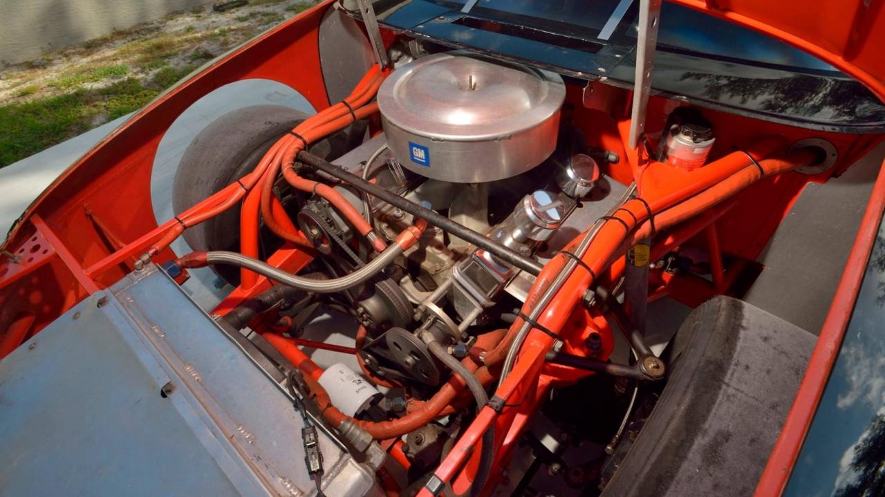1991 NASCAR engine