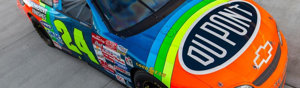 Ray Evernham purchases legendary Jeff Gordon race car at auction