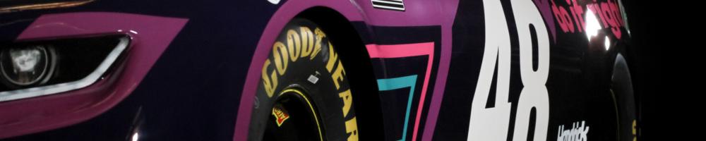 Alex Bowman's 2021 NASCAR paint scheme is sick