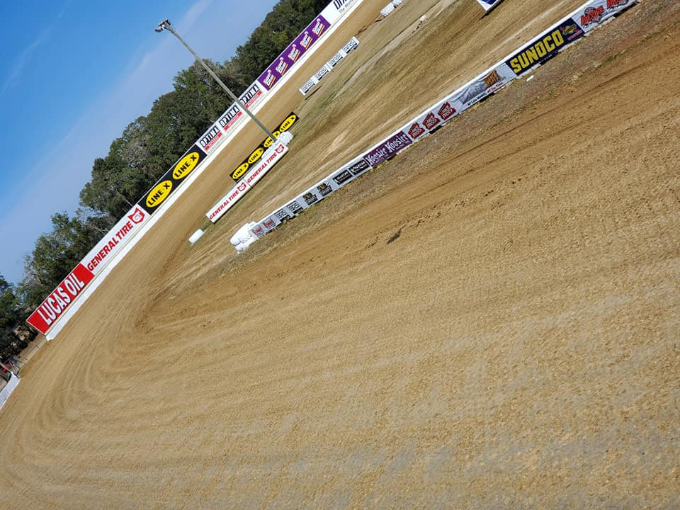 Dirt Racing - cover