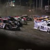 Bobby Pierce and Boom Briggs at East Bay Raceway Park - Lucas Oil Late Model Dirt Series 8053