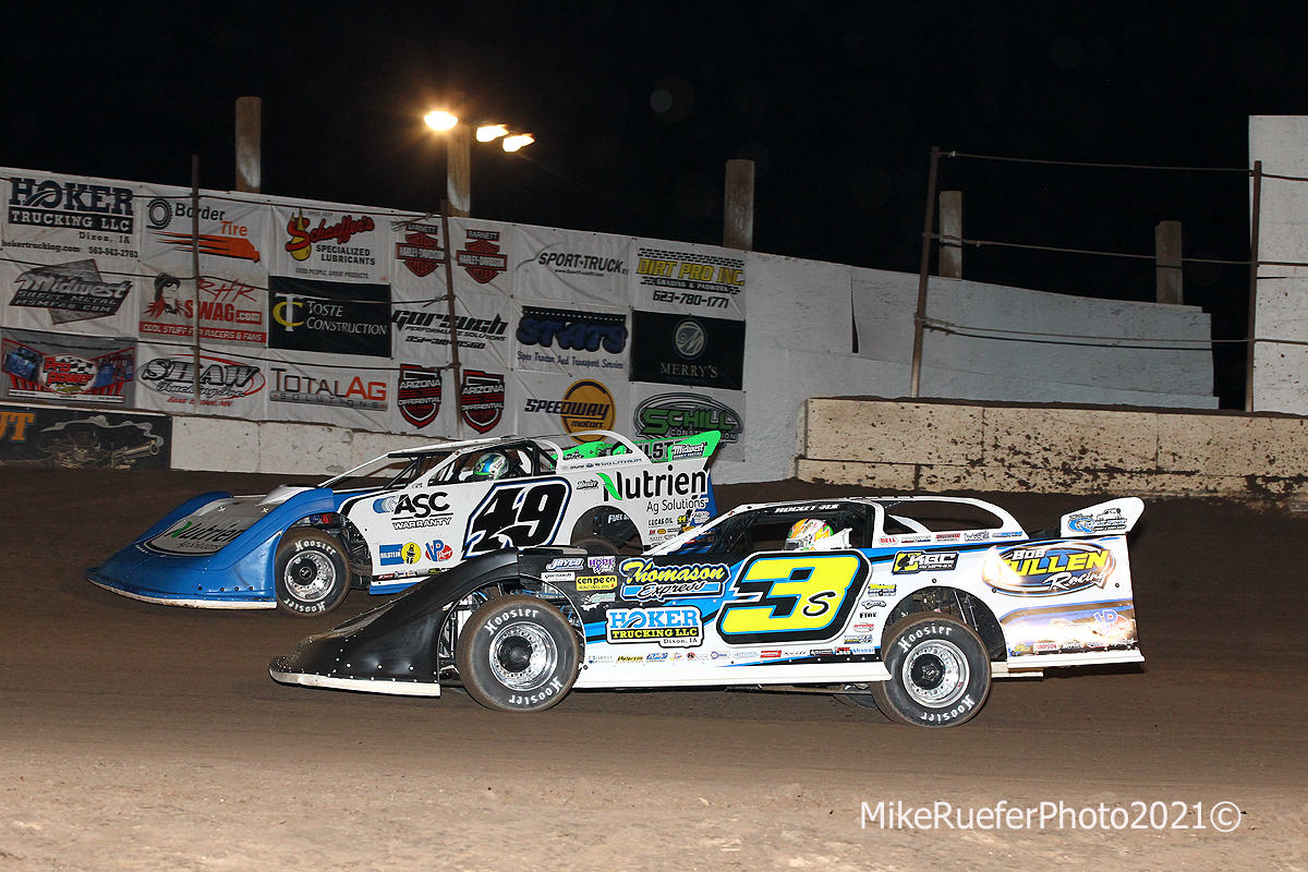 Brian Shirley and Jonathan Davenport - Wild West Shootout