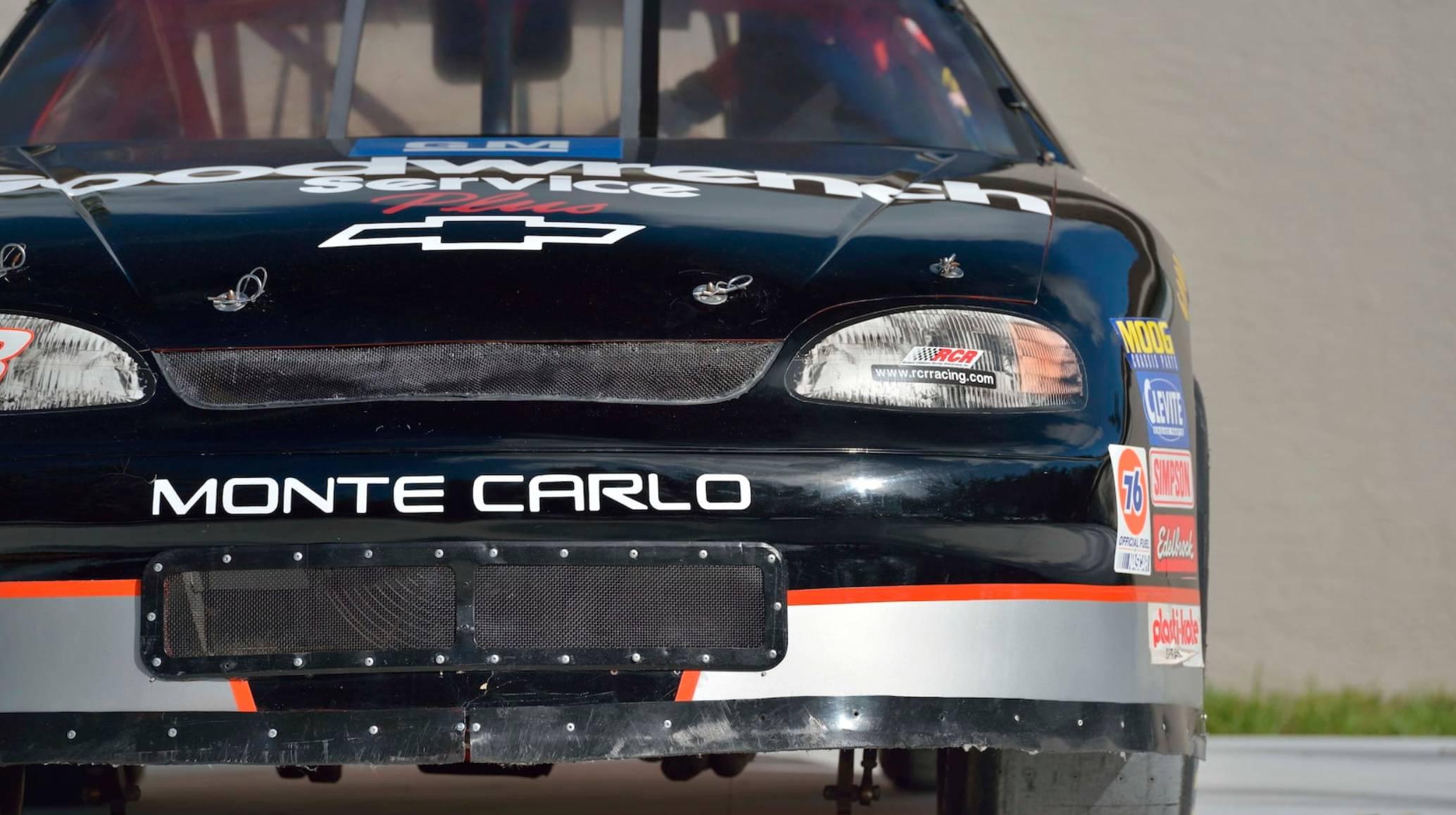 Chevrolet Monte Carlo - Dale Earnhardt