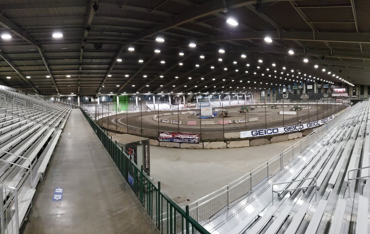 Chili Bowl Nationals - Dirt Track