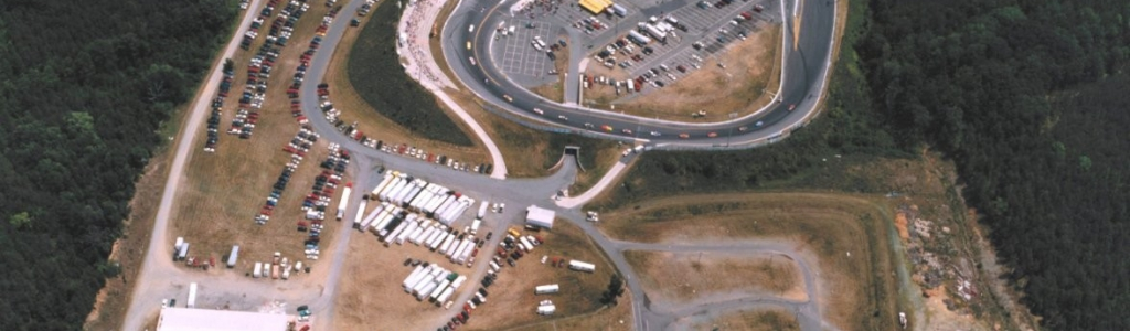 Concord Speedway is being torn down