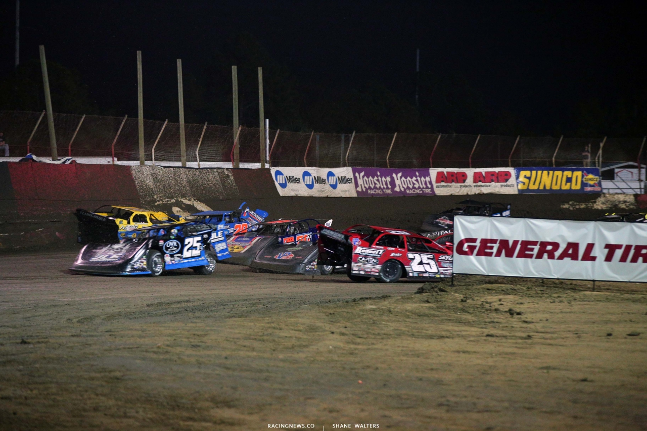 Crash at East Bay Raceway Park 7783