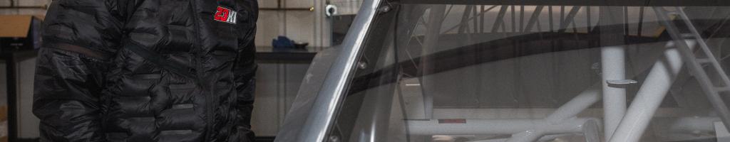23XI Racing gets their first car; NASCAR hauler on the way (Photos)