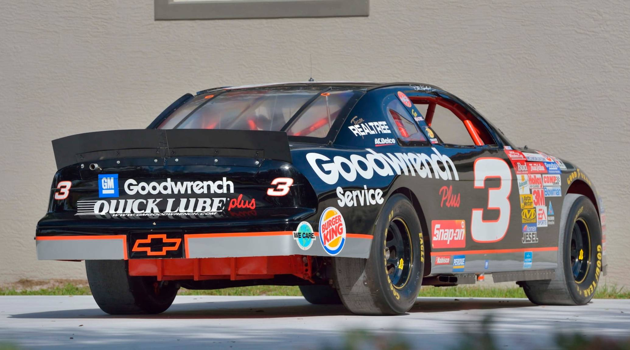 Goodwrench - Dale Earnhardt 3
