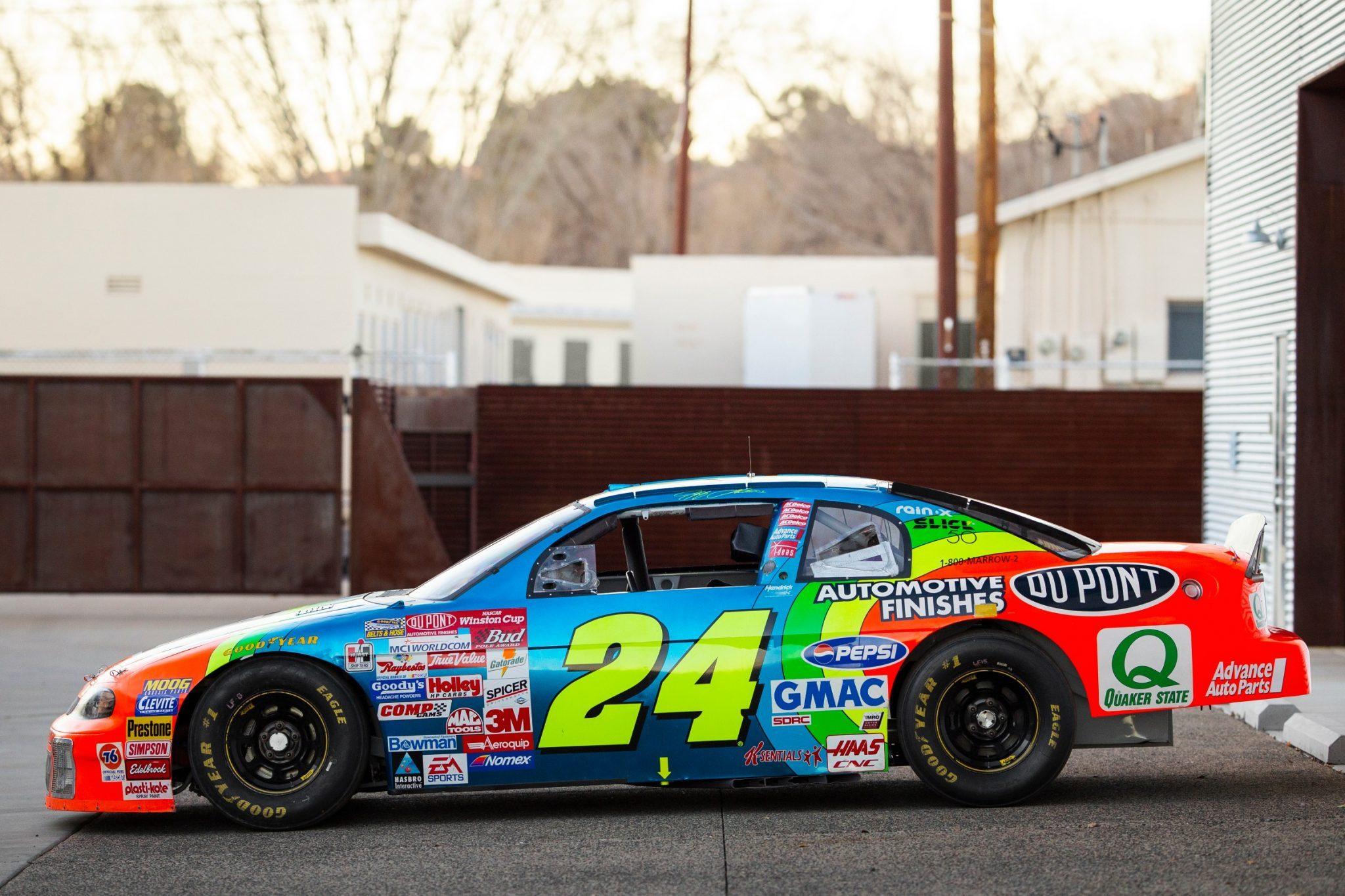 Hendrick Motorsports No 24 - Jeff Gordon