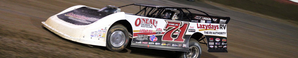 East Bay Raceway Park Results: January 25, 2021 (Lucas Late Models)