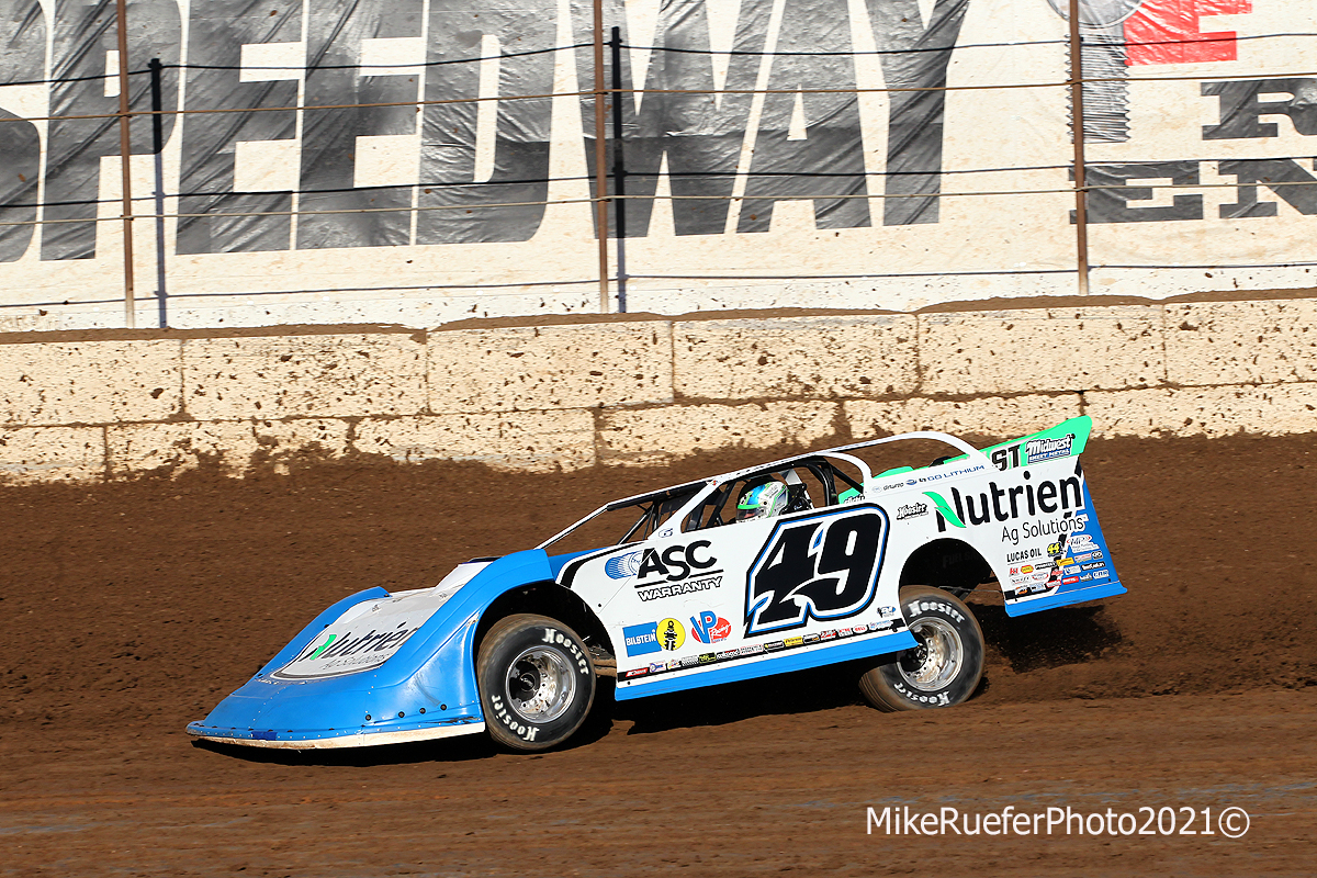 Jonathan Davenport - 2021 Dirt Late Model - Arizona Speedway