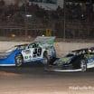 Jonathan Davenport and Brian Shirley - Wild West Shootout - Arizona Speedway