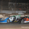 Jonathan Davenport and Ricky Thornton Jr - Dirt Track Racing - Wild West Shootout - Arizona Speedway