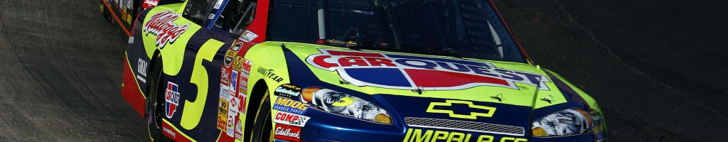 """NASCAR COT car for sale: Kyle Busch won with this car at Bristol then said """"They suck"""""""
