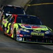 Kyle Busch and Denny Hamlin - First COT race - Bristol Motor Speedway - NASCAR